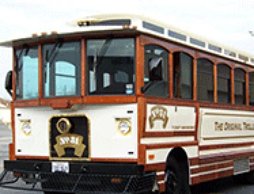Super Weekend Trolley Car Shuttles – FAQ's