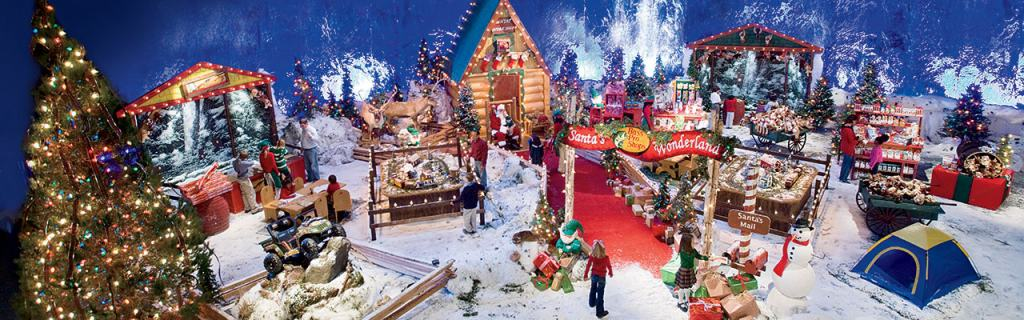 Bass Pro Shops Pearland Celebrates Santa's Wonderland 2016 ...
