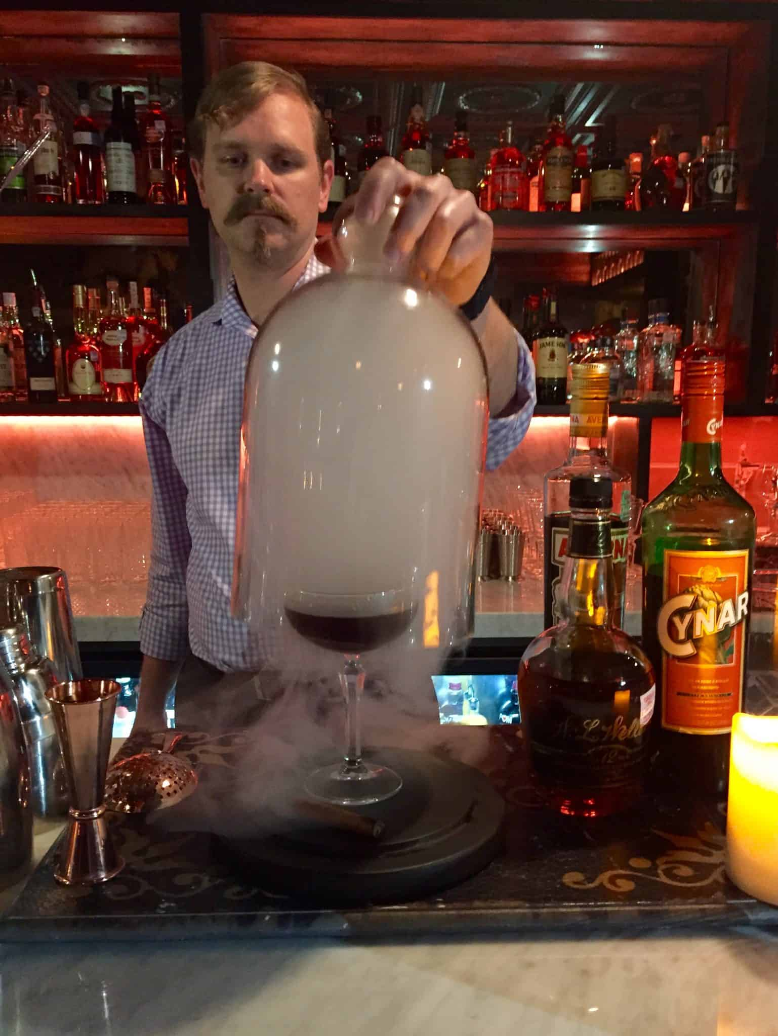Grazia S Adrian Hembree Adds Mixologist Peter Clifton To