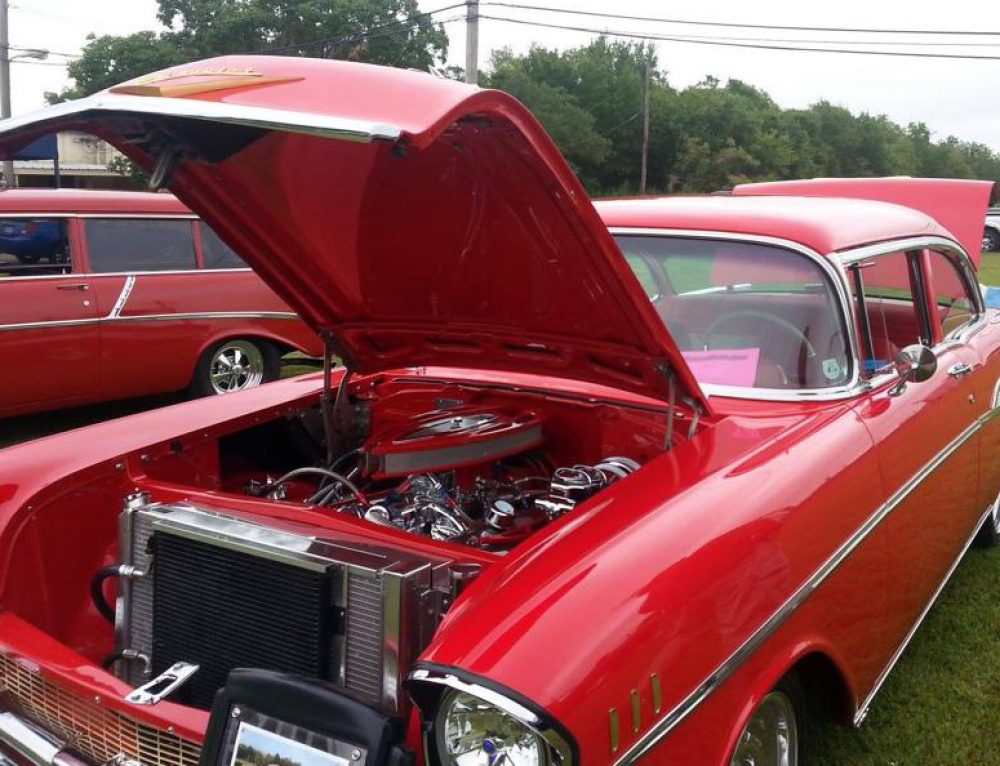 Cars & Cowboys Car Show Rides into Pearland Town Center | October 28