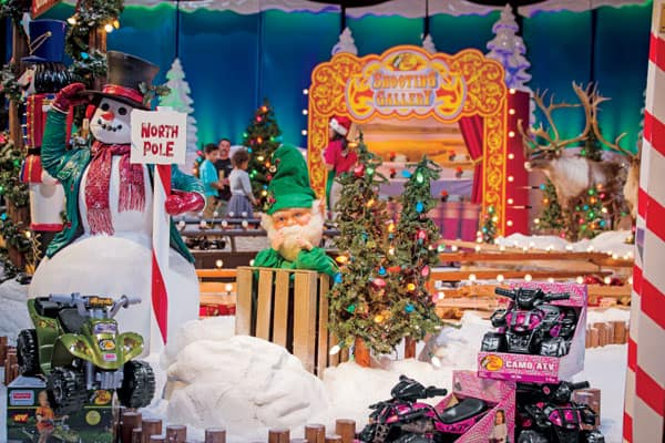 Santa's Wonderland At Bass Pro Shops Pearland
