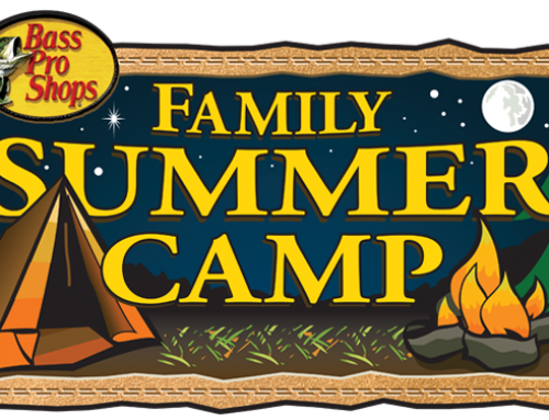 Enjoy free family summer activities at Bass Pro Shops Family Summer Camp