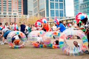 Discovery Green Presents Funomenal Family Festival