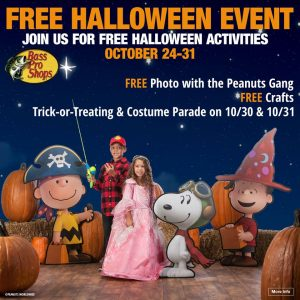 Great Pumpkin Celebration at Bass Pro Shops Pearland - Pearland ...