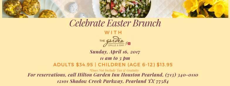 Hilton Garden Inn Hotel U0026 Conference Center Celebrates Easter Brunch