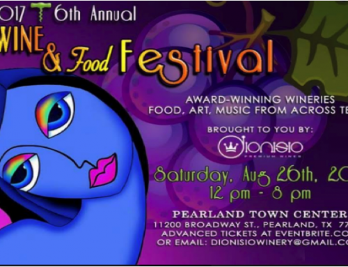 6th Annual Pearland Wine & Food Festival
