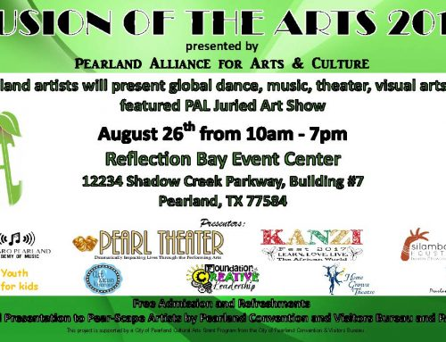3rd Annual Fusion of the Arts Slated for August 26