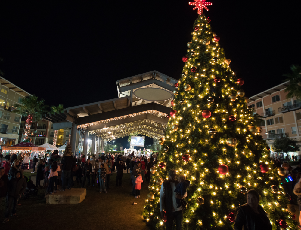 Celebrate the Holiday Season in Pearland