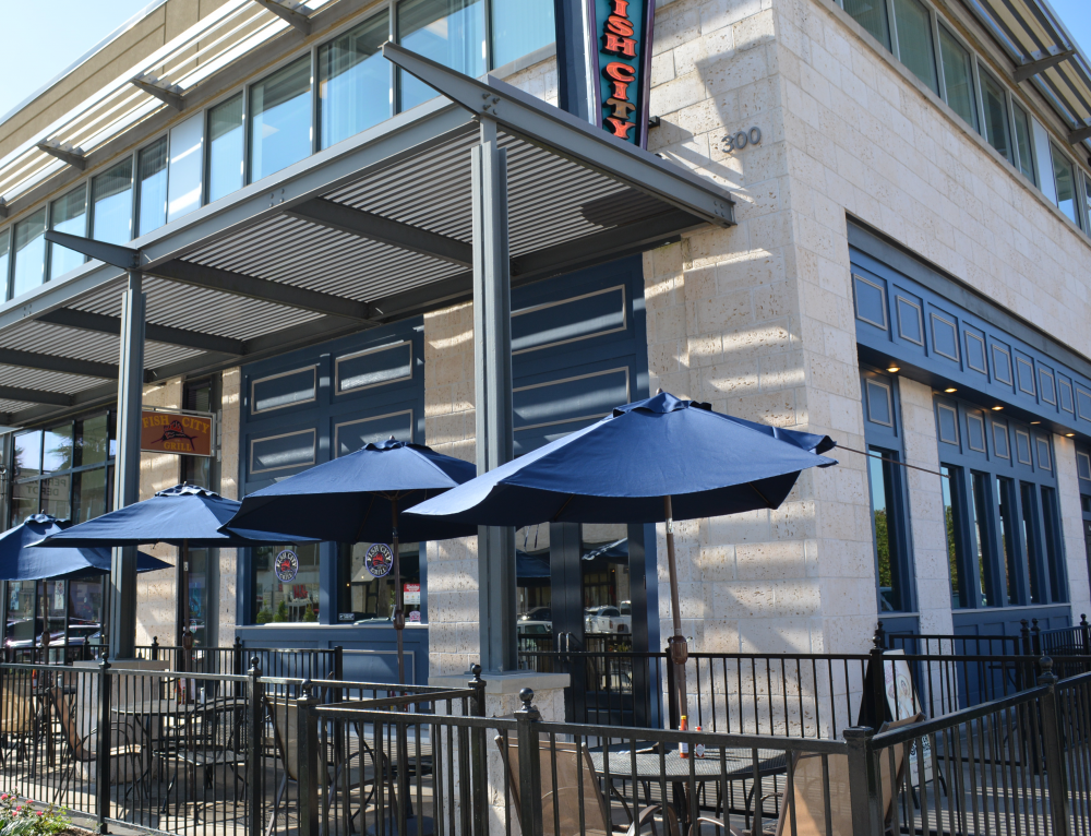 Popular Restaurant Patios in Pearland