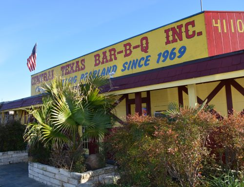 Pearland's Central Texas Style BBQ : Pearland Spotlight