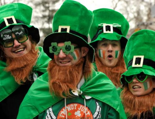 St. Patrick's Day 2018 Events in Pearland
