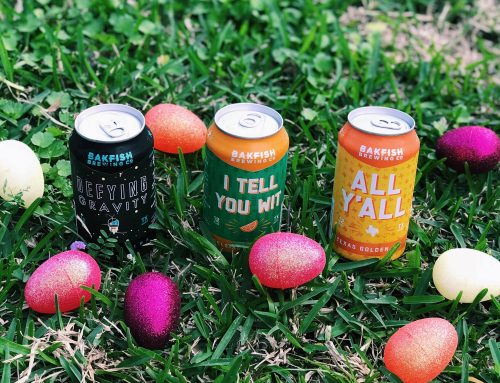 "BAKFISH Brewing Company Creates ""Beerster"" – Easter Egg Hunt for Adults"