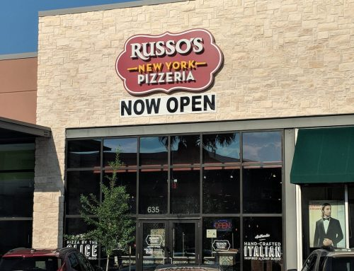 Russo's New York Pizzeria Opens Pearland Town Center Location