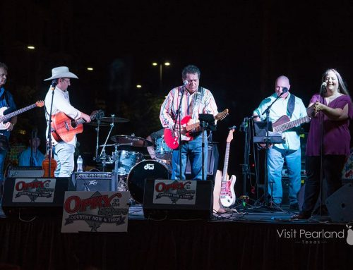 Pearland Opry on the Square Concert Set for September 22