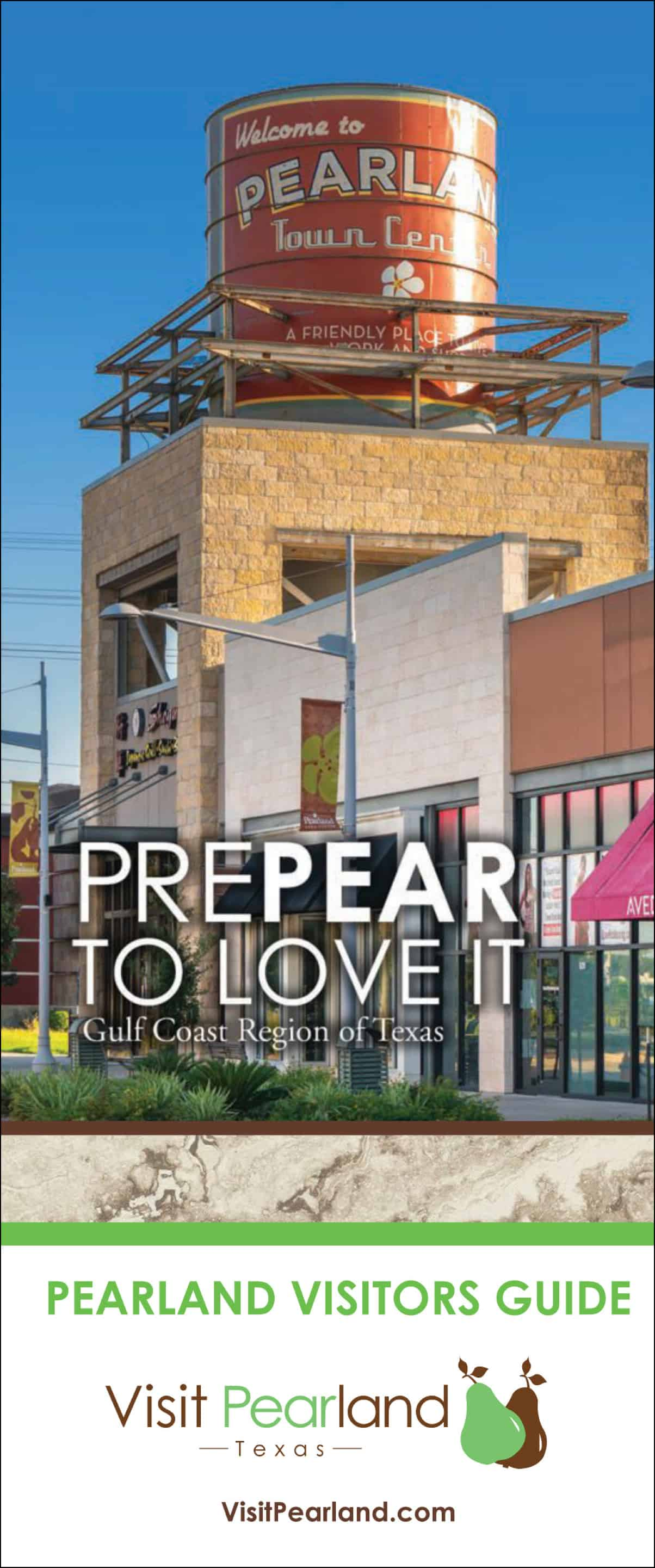 Pearland Visitor Guide