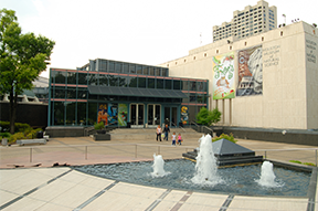 Houston Museum of Natural Science near Pearland