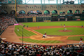 Houston Astros Minute Maid Park