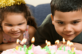 Westside Event Center in Pearland is perfect for a kid's birthday party