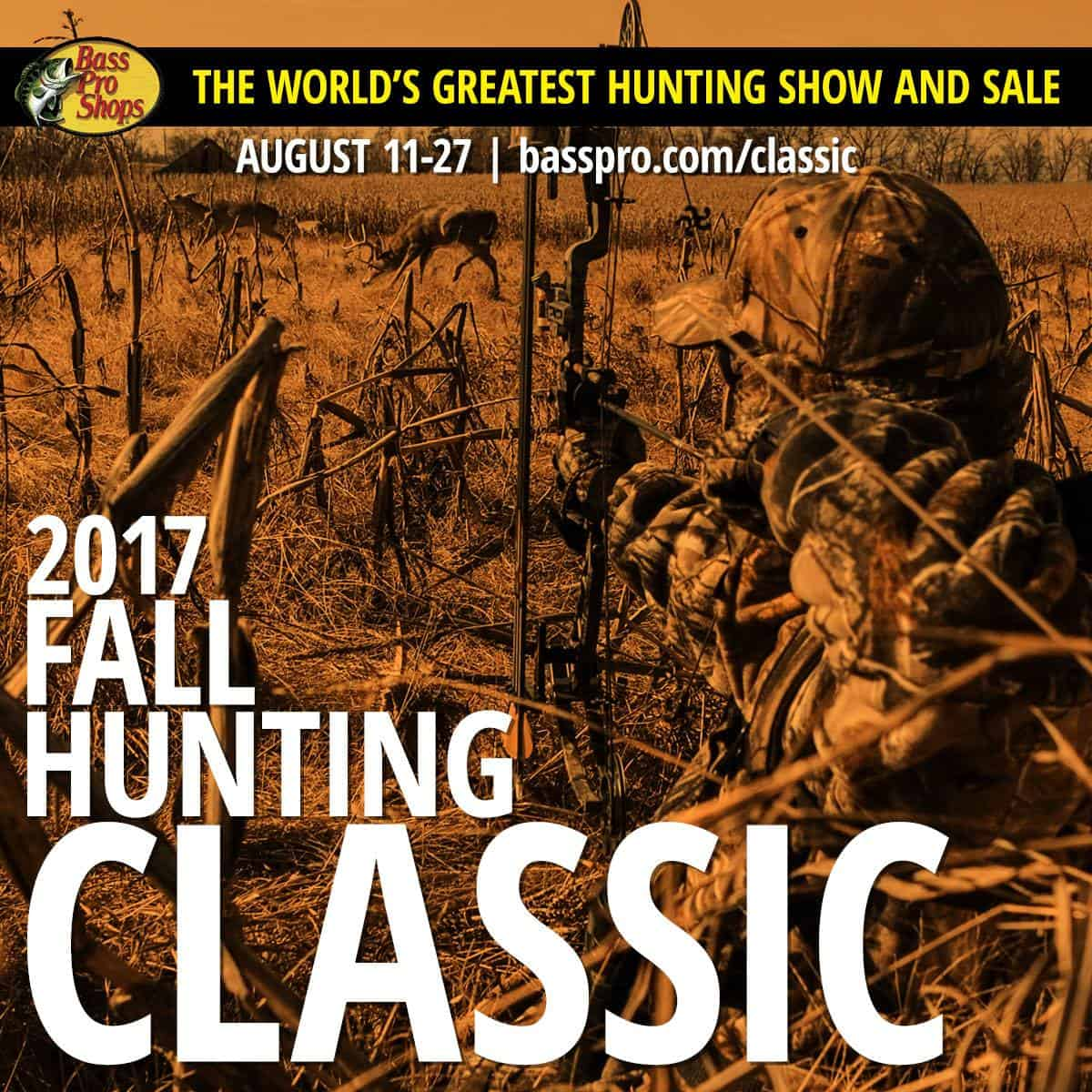 bass pro shops fall hunting classic - Bass Pro After Christmas Sale