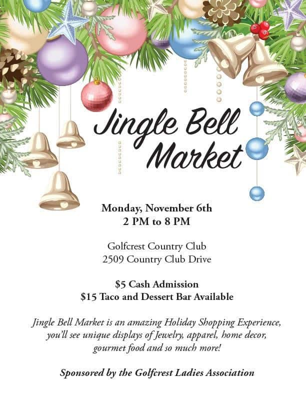 Jingle Bell Market Pearland Texas Convention Visitor S Bureau