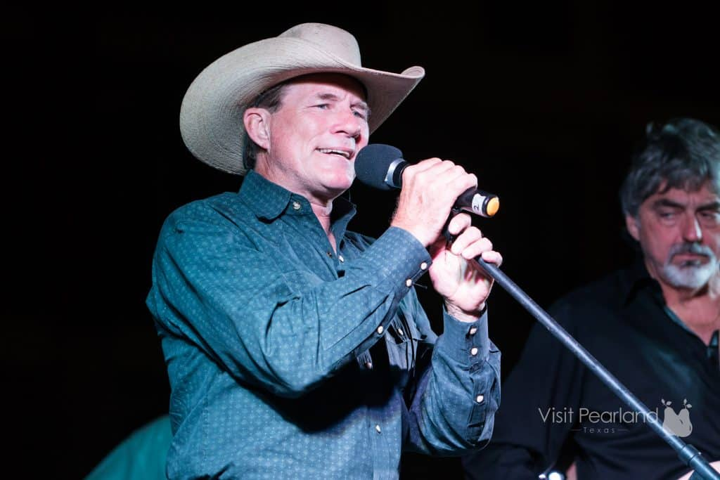 Brian Black at Pearland Opry on the Square