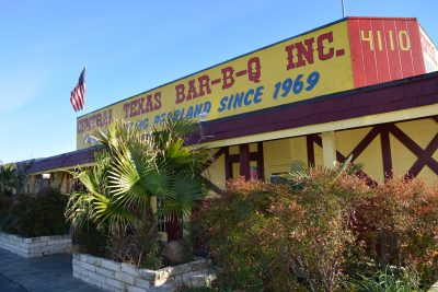 Central Texas Barbecue in Pearland has been in business since 1967.