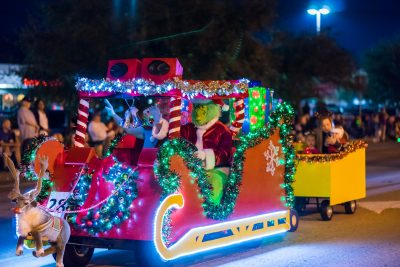 Pearland Hometown Christmas Parade