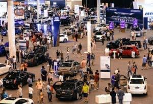 NRG Center Presents The Houston Auto Show Pearland Texas - Car show houston