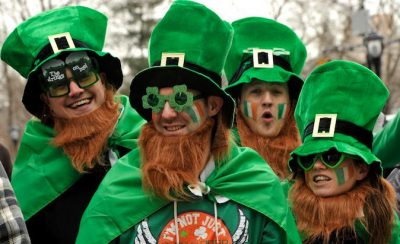 King's St. Paddy