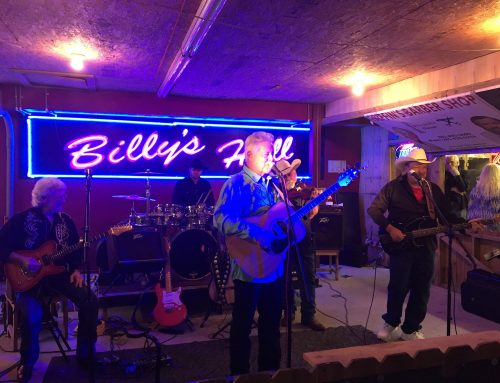 Tony Booth Birthday Bash Returns to Billy's Hall in Pearland, Feb. 1, 2020