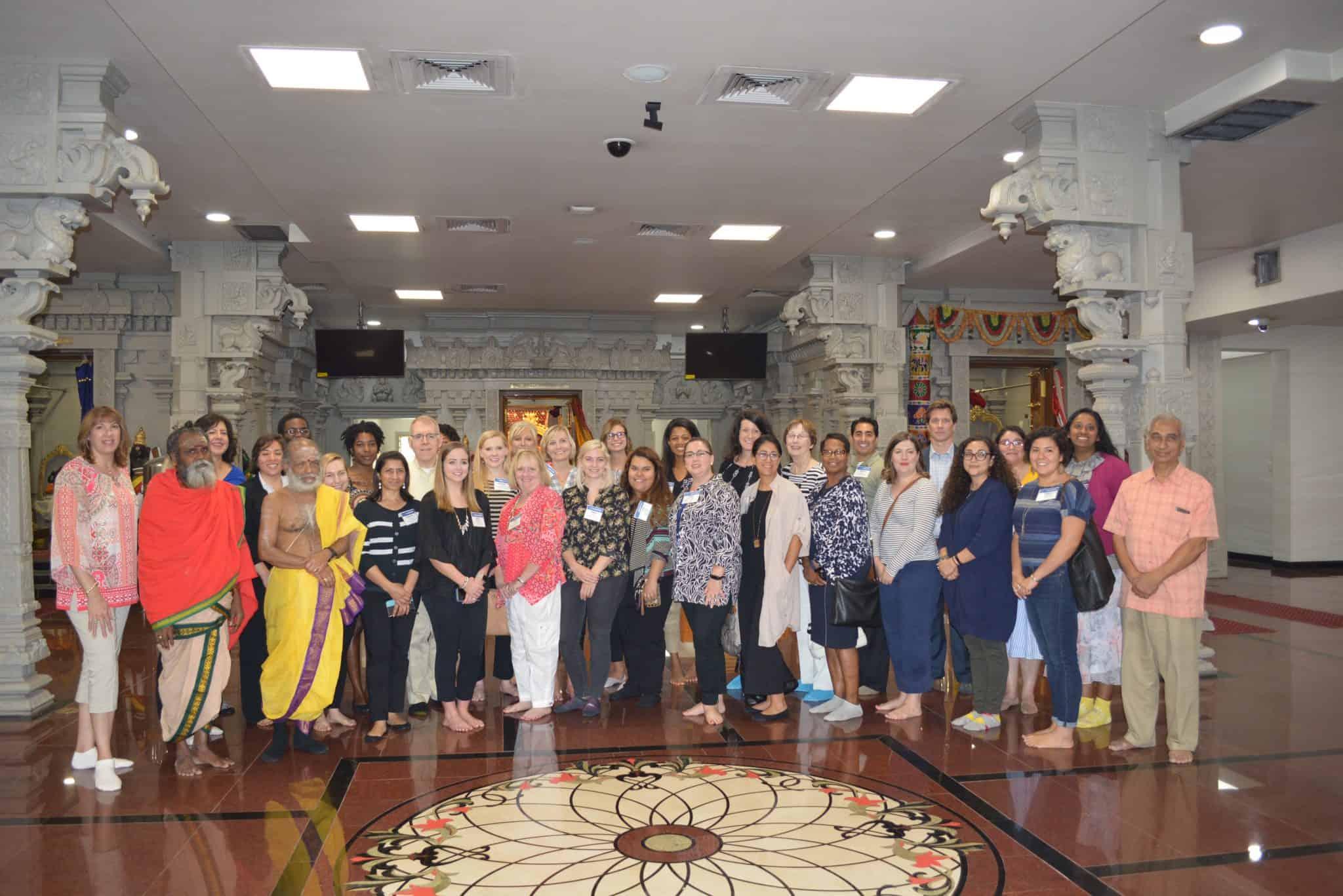 group tour of sri meenakshi temple