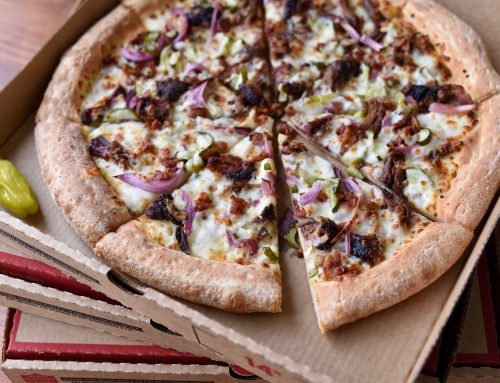 Killen's Barbecue Brisket Pizza Debuts at Papa John's Houston