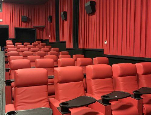 Premiere Cinema 6 in Pearland Undergoes Massive Upgrade
