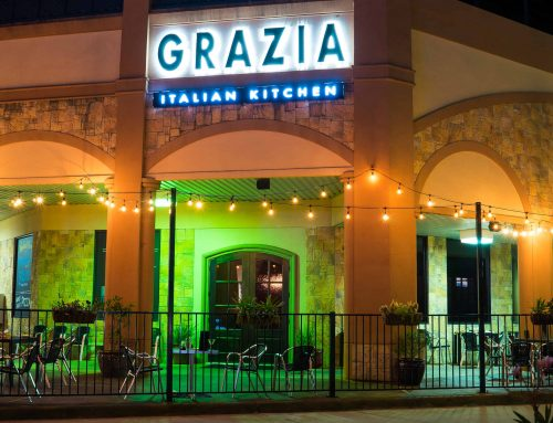 Grazia Italian Kitchen in Pearland Welcomes Back Celebrity Chef