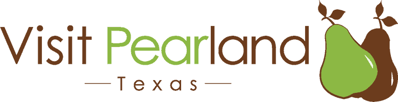 Pearland Texas Convention & Visitors Bureau Logo