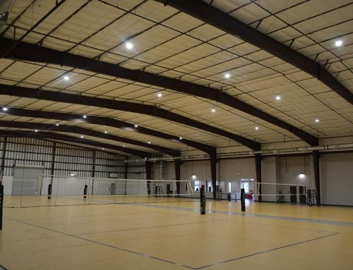 Protected: Texas United Volleyball in Pearland Trains Players to Compete, Doubles as Venue