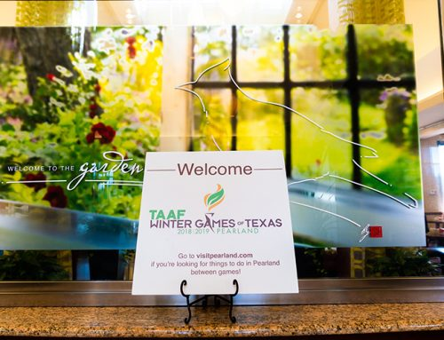 TAAF Winter Games of Texas 2020, Athletes Heading to Pearland Jan 18-20